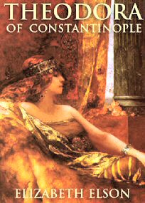 Theodora of Constantinople book cover